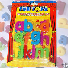 Fun Toys Magnetic Learning Set Qty 26pcs Alphabet
