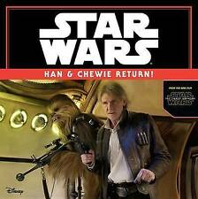 Star Wars the Force Awakens: Han & Chewie Return!, Very Good Condition Book, Luc