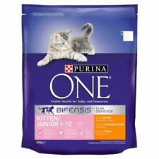 Purina One Kitten Chicken & Whole Grains 800g