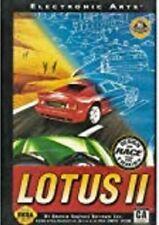 Lotus II (Sega Genesis, 1993)