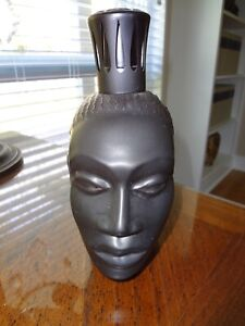 LAMPE BERGER LAMP AFRICAN QUEEN RARE EXCELLENT CONDITION
