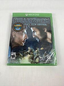 XBOX-ONE   Bullet Storm Full Clip Edition Factory Sealed