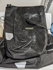 ORTLIEB Back Roller Classic Pannier Bag Set Used   Waterproof Cycling