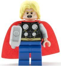 Genuine lego marvel super héros 2013 THOR minifigure mini figure 76018 HULK set