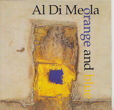 AL DI MEOLA    CD    ORANGE AND BLUE