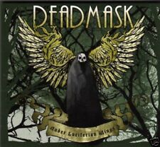 DEADMASK- Under Luciferian Wings CD digipack FEMALE DOOM coven/pentagram covers