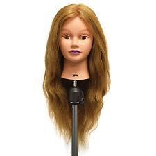 Celebrity Rachel Cosmetology Human Hair Manikin, 24-26 Inch