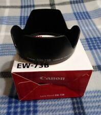 Genuine OEM Canon EW-73B Petal/Tulip/Flower Lens Hood for EF-S 18-135mm 3.5-5.6