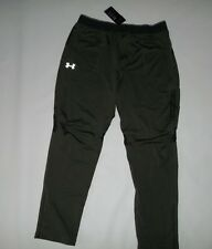 UNDER ARMOUR ColdGear Rifle Green Capital Training Work-Out PANTS mens 3XL NEW