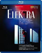 BLURAY I STRAUSS Elektra  Dohnanyi,Lipovsek,Johansson (2012) Neu OVP