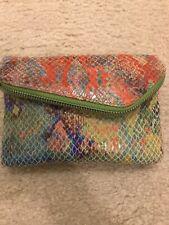 Women's Hobo Zara Convertible Clutch Abstract Multi-Color Bag VI-35021ABEX NWT