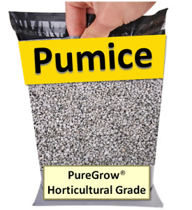 1-5L Pumice - horticultural grade for bonsai, plants & cacti - washed 2-4mm