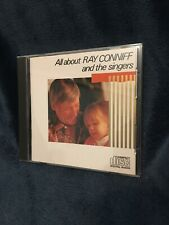 Mint RAY CONNIFF AND THE SINGERS All About 1979 JAPAN CD 35DP-85