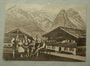 1.Org.Oberlandlertruppe Niederhofer-Wolf AK von 1934 St. Bad Reichenhall