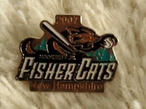 New Hampshire Fisher Cats Pin sp1