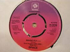 ++SPACE magic fly/ballad for space lovers SP 1977 UK PYE VG++