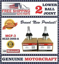 Set of 2 pcs Motorcraft MCF3 Lower Ball Joint 2010-2011 E150 E250 E350 E450