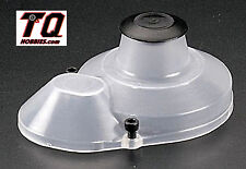 Associated ASC7461 Molded Gear Cover Clear SC10 RC10T4 RC10B4 wTrack#