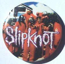 SLIPKNOT Button Pin Badge 25mm (not shirt concert patch cd)
