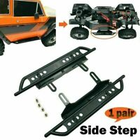 Metal Side Step Rock Sliders for KYX 1/10 Redcat Racing GEN8 Scout II RC Truck