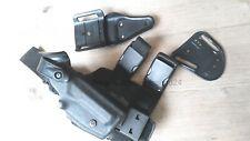 SAFARILAND 6005 Oberschenkelholster schwarz HK P7 P7 M-8 P7 M-13 Polizei RECHTS
