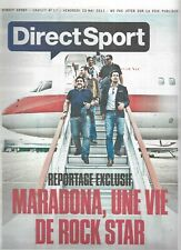 Live Sports No No 17 20/05/2011 Diego Maradona/Gignac/Djokovic & Nadal / Gasquet