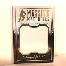 BOBBY CLARKE 2015 Panini Anthology 36/37 Massive Materials Flyers Jersey FREESHP
