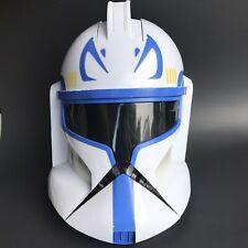 2008 Star Wars Captain Rex talking voice helmet storm trooper Toy FRONT ONLY