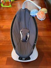 4moms mamaRoo 4 Cool Mesh Infant Seat in Dark Grey