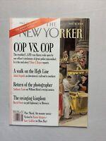 The New Yorker Magazine May 2001 - The Swinging Kingdom