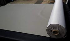 Durable Vinyl Upholstery Fabric by 10 Yards Vinyl Grade Fabric Very Light Gray