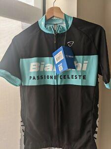 Netti Cycling Jersey brand new Bianchi racing Size M