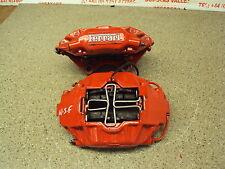 Ferrari 348 Avant Rouge Brembo ATE étriers droit et gauche F348 calipers