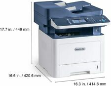 Xerox WorkCentre 3335/DNI Multifunction B&W Laser Printer, WiFI, Scan/Fax/Copy