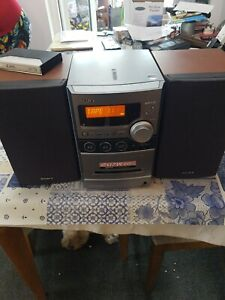 Sony CMT-NEZ30 Micro HI-FI Component System Tested Working Condition