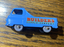 MOKO Vintage Lesney Matchbox England Model No. 60 MORRIS J2 PICK-UP Grey Tires