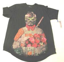 AMERICAN RAG Men's Extra large (XL) Black Graphic T-Shirt (JJ)