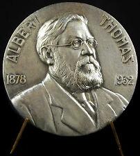 Médaille Albert Thomas politique 14-18 Artillerie & équipement militaire Medal