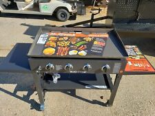 Pitmaster BBQ Smoker 48 Grill Trailer w Blackstone 36 griddle Mobile Food Truck