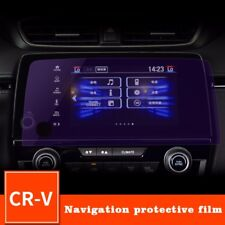 "7"" Car Navigation Screen Protector Clear Center Touch Screen Film 2017 Honda CRV"