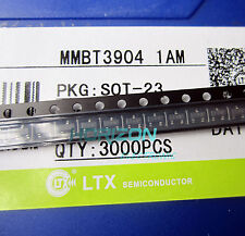 100pair Or 200Pcs Sot-23 New Transistor 2N3904/2N3906 Mmbt3904/Mmbt3906