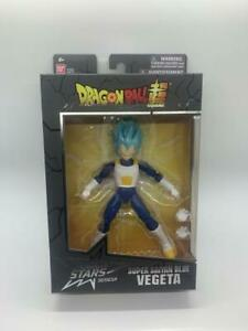BANDAI: Dragon Ball Z - Dragon Stars Super Saiyan Blue SSB Vegeta Action Figure