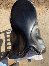 Used Sommer Egon Monoflap 18.5� Dressage Saddle