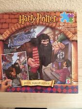 2001 Harry Potter Diagon Alley Haggrid 260 Pieces Family Puzzles Mattel