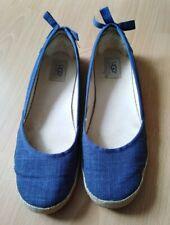 Ladies Uggs Size EU 40 UK 7.5 Summer Flat Shoes