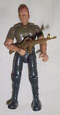 "Vintage NEWRAY TOYS 2000's SOLDIER/HUNTER 3.75"" Action Figure w/M16 Gun/Rifle"