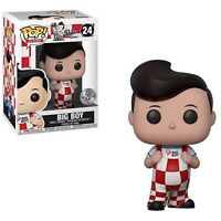 Funko AD Icons POP Bob's Big Boy New Pose Vinyl Figure NEW Toys IN STOCK