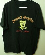 DROPKICK MURPHYS beat-up tee XL punk T shirt 2000 Boston ska Irish punk-rock