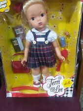 "TERRI LEE Dolls ""SCHOOL DAYS"" Collectible Doll with Accessories 2004 Issue"