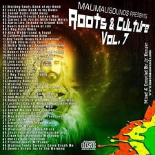 ROOTS & CULTURE VOL 7 MIX CD